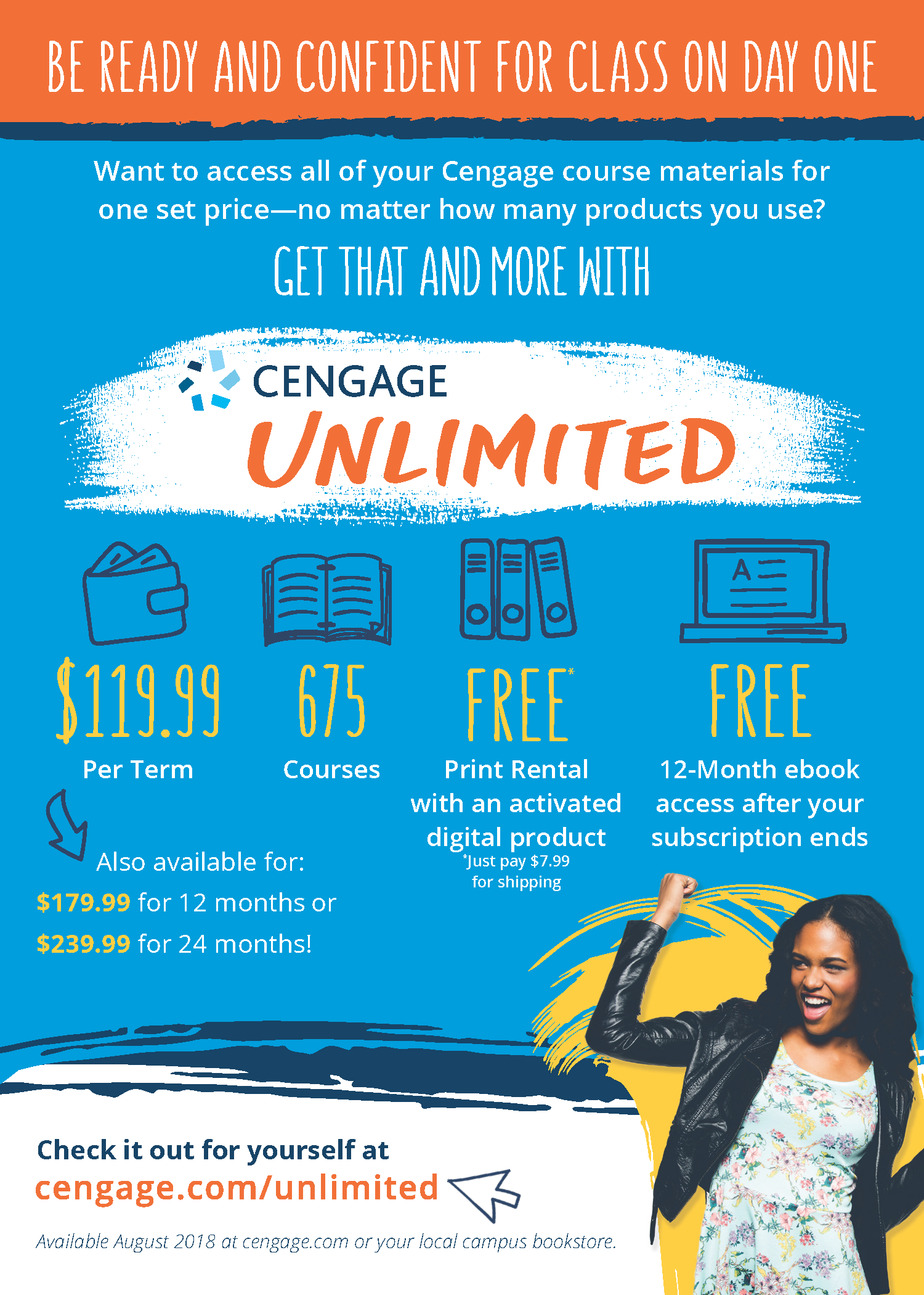 Cengage Unlimited--Save $100's on Textbooks | Lawson State