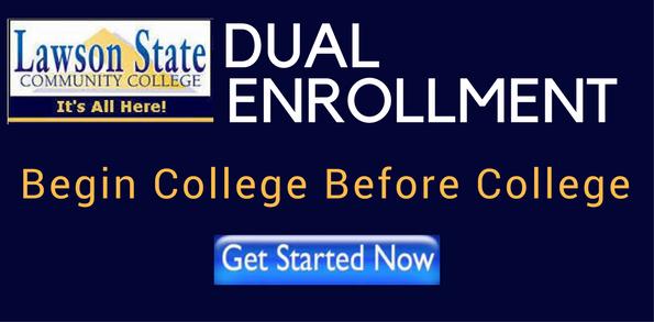 Dual Enrollment Registration Steps