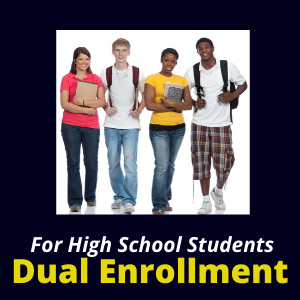 Dual Enrollment- High School Students