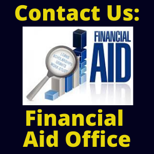 Financial Aid Office--Contact Us!