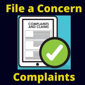 File a Concern
