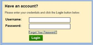 How to log in to the faculty Blackboard Portal