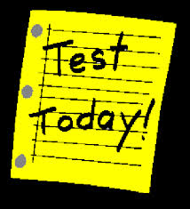 Image result for test today